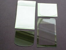 nokia 8800 arte carbon front screen glass+bottom cover top glass