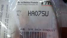 """MURRAY HA075U NEW IN PACK 3/4"""" THREADED HUB SEE PICS"""