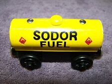 "thomas train wooden train""Sodor Fuel Tankcar""nice,LOOK,BRIO,learning curve!"