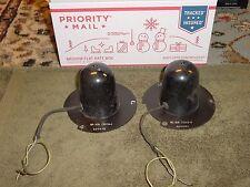 Pair 60's vintage  RP302 Jensen Tweeter speaker ~ Imperial hi-fi tweeters RP-302