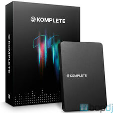Native Instruments KOMPLETE 11 - Brand New Latest Vers *UPGRADE* from K11 Select