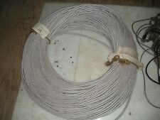 Mil Spec 18 AWG  3 Wire  Stainless Steel Braided Case Trailer Auto Boat Aviation