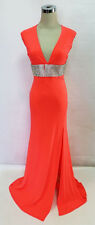 WINDSOR Coral Prom Formal Evening Gown M - $125 NWT