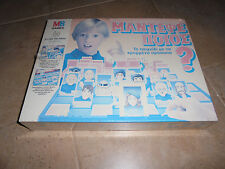 """Vintage board game """" Guess Who"""" greek version made by MB Games, Hasbro in 1994"""