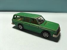 Diecast Majorette Volvo 245 DL No. 220 1/60 Wear & Tear Used Condition