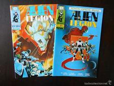 THE ALIEN LEGION - Nº 1 Y 2 - EPIC COMICS - FORUM (B2)