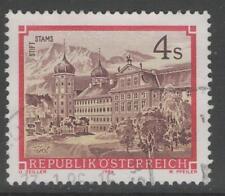 AUSTRIA SG1997 1984 4s MONASTERIES FINE USED