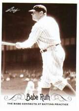 2016 Leaf Babe Ruth Collection #37 Babe Ruth