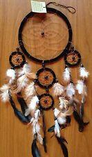 Acchiappasogni Indiani America USA Nativi Americani DREAMCATCHER diam 16,5 cm C5