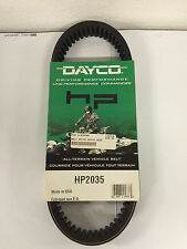 Dayco HP2035 Drive Belt Can-Am Bombardier Outlander 400 EFI XT
