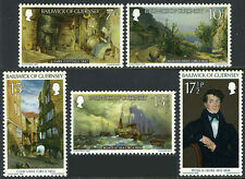 Guernsey 213-217, MI 213-217, MNH. Christmas. Painting by Peter Le Lievre, 1980