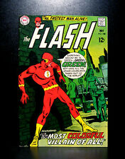 COMICS: DC: The Flash #188 (1969), Mirror Master app - RARE (justice league)