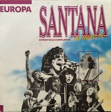 "Santana - Europa / Christie - Yellow River - Vinyl 7"" 45T"