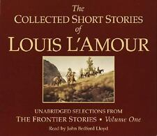 Louis L'Amour FRONTIER STORIES VOLUME 1 Unabridged CD *NEW* FAST 1st Class Ship!