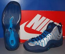 MENS NIKE AIR BAKIN' in colors MIDNIGHT NAVY / SILVER / PHT BL SIZE 11