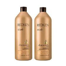 REDKEN - Diamond Oil Shampoo & Conditioner Litre Twin