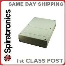 ABS Project Case Box Grey 175x124x38 mm