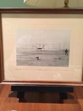"Orville Wright Brothers Signed ""First Flight"" photo - UNIQUE"