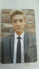 EXO Luhan Growl photocard