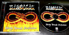 "DIABOLIC ""Infinity Through Purification"" Picture CD, 2003, Death Metal USA, neu"