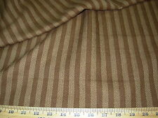 "~17 YDS~RALPH LAUREN~""DESMOND HERRINGBONE"" COFFEE~UPHOLSTERY FABRIC FOR LESS~"