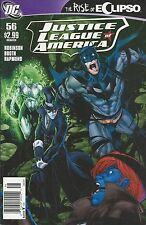 DC Justice League of America comic issue 56