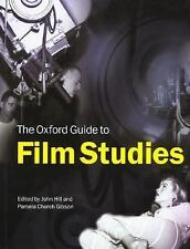 The Oxford Guide to Film Studies (1998, Paperback)