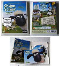 SHAUN DAS SCHAF Abspecken / 8 x tierisches Vergnügen . DVD TOP mit Beilagen