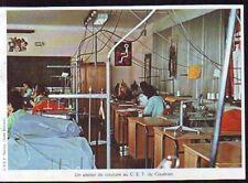 1975  --  UN ATELIER DE COUTURE AU CET DE COUERON   Z563