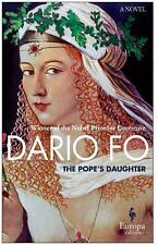 The Pope's Daughter by Dario Fo (2015, Paperback)