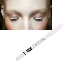1 PCS White Eyeliner Pencil Waterproof Long Lasting Charming Eye Brighten New