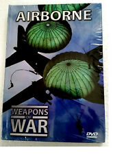 AIRBORNE WEAPONS OF WAR WWII TO Modern Military IMP DVD NEW FREE SHIP TRACK US