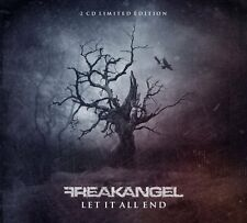 FREAKANGEL Let It All End LIMITED 2CD BOX 2012