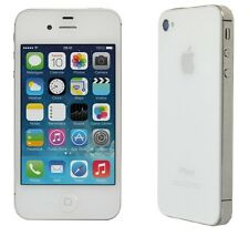 Apple iPhone 4 32GB WiFi Verizon Page Plus Smartphone White