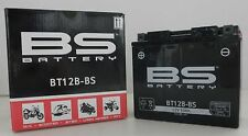 BS BATTERY BATTERIA YT12B-BS CON ACIDO PER DUCATI SS IE 750 2001 2002