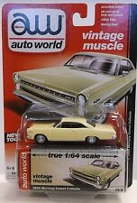 `66 Mercury Comet Caliente 1966 **RR*JL Auto World Vintage Muscle 1:64 OVP