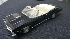 AMT 1967 IMPALA CONVERTIBLE BUILT ORIGINAL BODY NEW CHASSIS BLACK