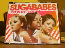SUGABABES - HOLE IN THE HEAD CD1 (CD SINGLE)