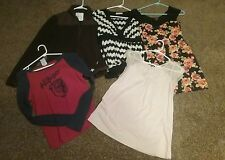 Womans mixed clothes lot size med. Tommy, aero, gap, forever 21, forever (dress)