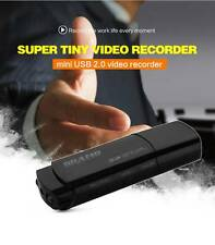 U-838 MINI SPY CAMERA portatile in Memory Stick-Visione notturna, rilevamento del movimento