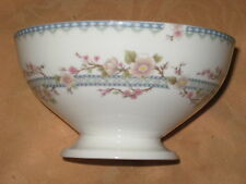 "UNUSED Coalport April English Fine Bone China 5"" Footed Bowl"