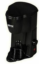 Compact Personal Coffee Maker (1 cup) Black