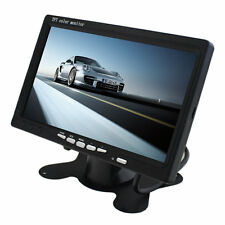 Portable 7 TFT LCD Digital Color Screen Monitor for Car Rear View New IJ