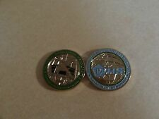 CHALLENGE COIN US  DEPARTMENT OF DEFENS WASHINGTON HEADQUARTERS FINANCIAL MGMT