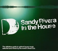 DEFECTED in the HOUSE =Sandy Rivera= MAW/Kimra/Negro/Jinx...=2CD= groovesDELUXE!