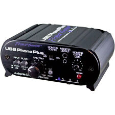 ART USB Phono Plus PS Phono Preamp with USB Interface