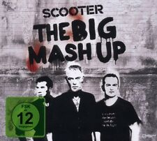 "SCOOTER ""THE BIG MASH UP (LDT.2CD+DVD)"" 2 CD + DVD NEW+"