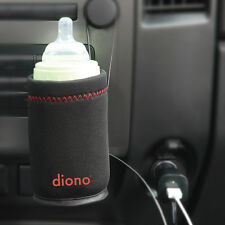 TRAVEL BABY MILK BOTTLE WARMER / TRAVELLING PORTABLE IN CAR OUTDOOR MILK HEATER