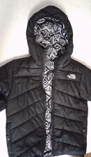 The North Face Boys M 10/12 Puffer Jacket Black Medium