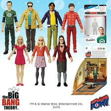 The Big Bang Theory 3 3/4-Inch Action Figures Series 1 Set of 7